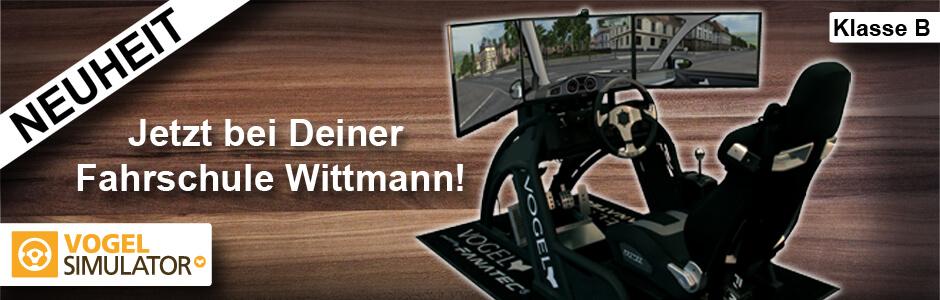 Fahrsimulator_Vogel-Verlag_Klasse-B_AutofahrschuleWittmann_Muenchen