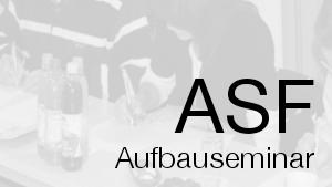 Aufbauseminar ASF