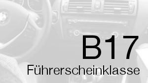 Klasse B17
